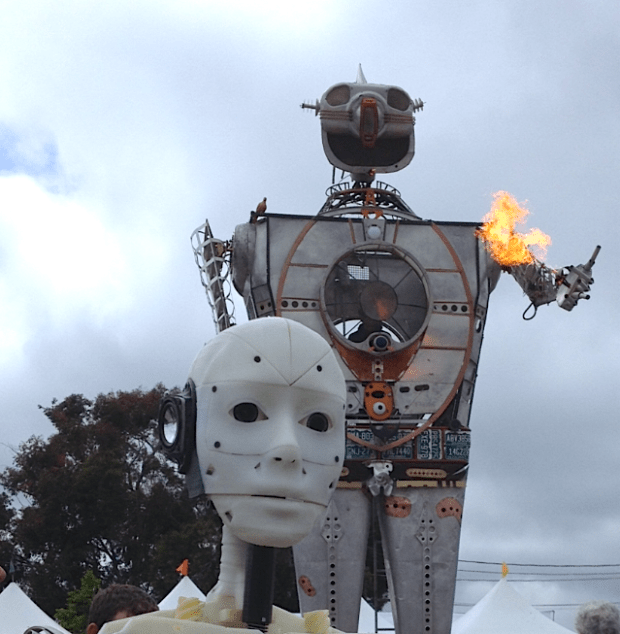 Robot Resurrection and InMoov Robot