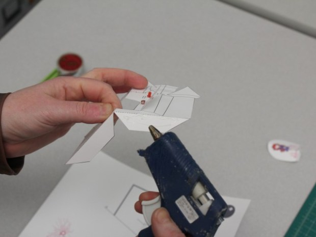 Create Pop-Up Paper Crafts with Interactive Electronics