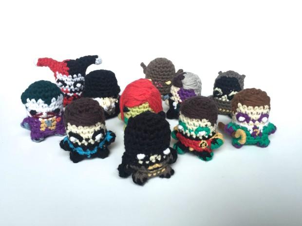 The Bat Cast. (image courtesy of Etsy)