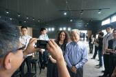 Anna Kaziunas France meets Taiwan's Prime Minister!