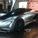 A 3D Printed Super Car the Top Gear Crowd Would Love