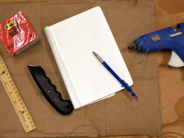 How to Use Cardboard to Prototype Your Projects