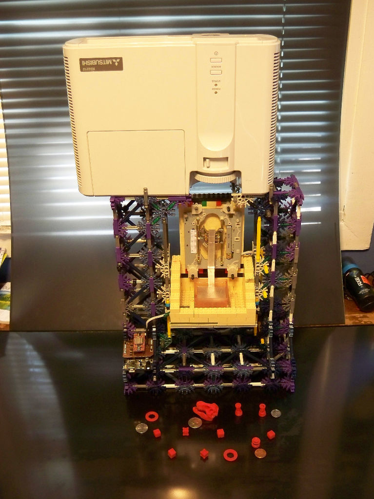 Build Your Own Resin 3D Printer with Lego