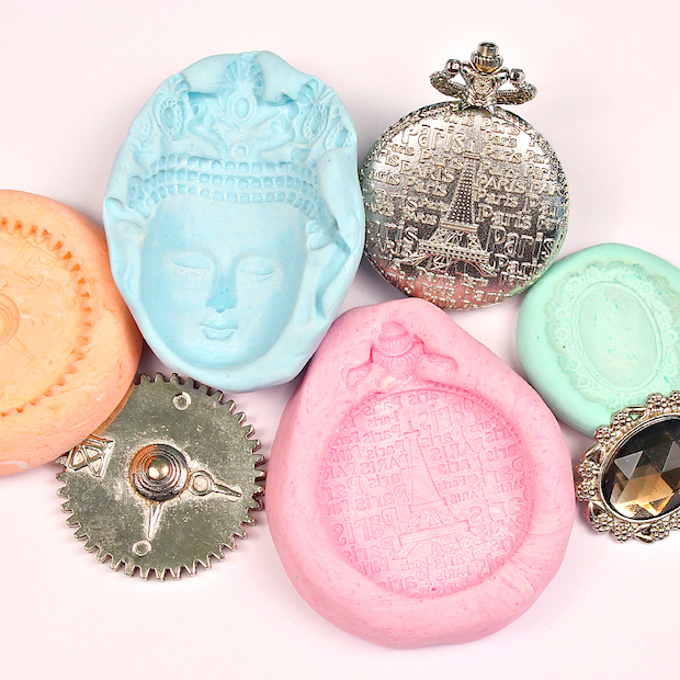 Make Reusable Casting Molds With This Putty Recipe Make