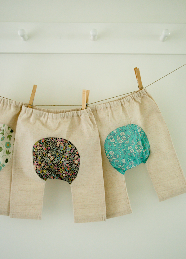 Kid Stitches: Sew Your Own Super-Cute Baby Pants