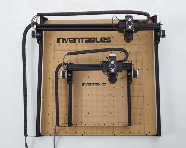 The Two Sizes Of The X-Carve