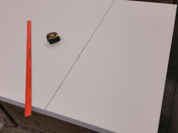 Installing a Fiber Optic Starfield Ceiling