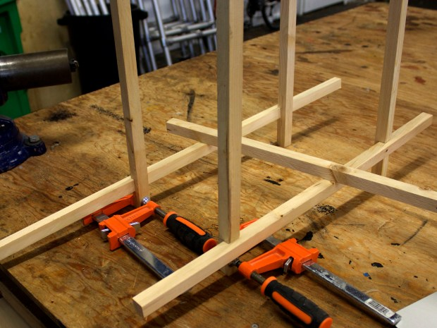 Make a Laptop Stand Using Basic Joinery