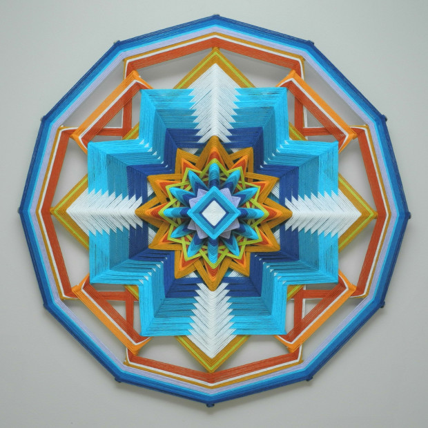 """Guiding Light (12-sided, 24"""")"""