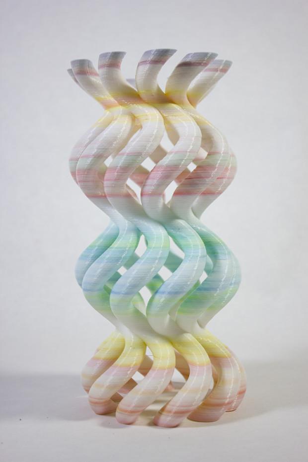 Plotting Curves / Form Study, 2014