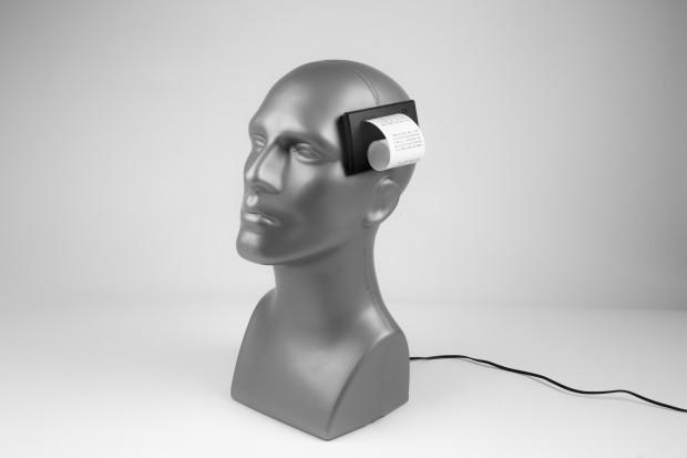 Photo of Thinking Man Internet Printer