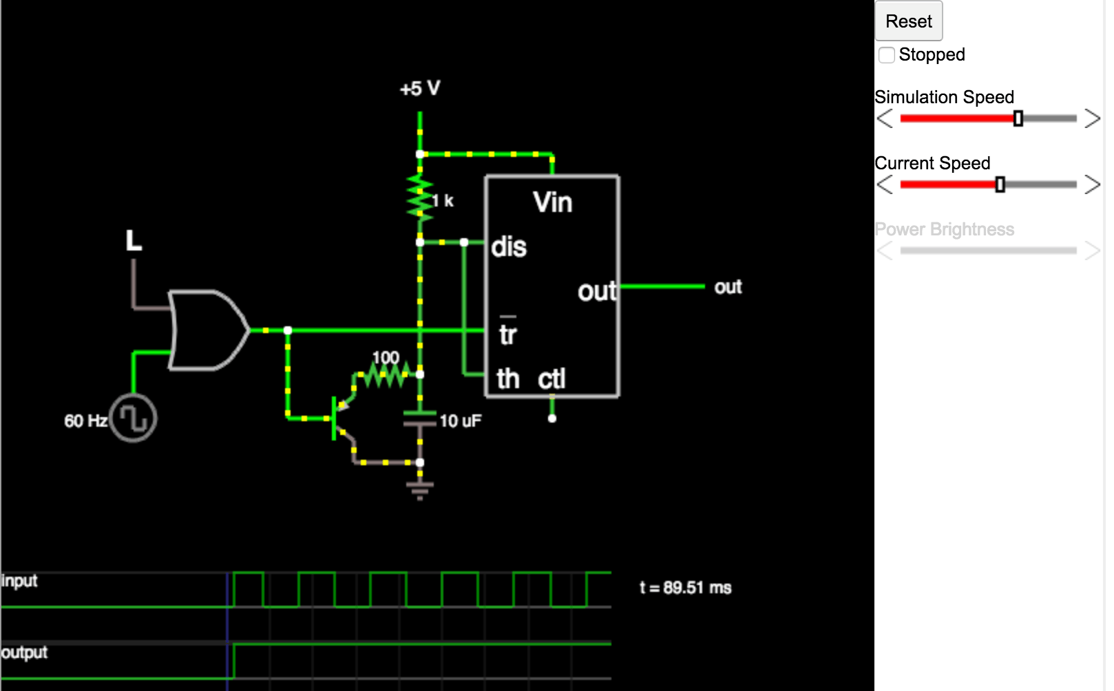 Build Simple Circuits Online - Enthusiast Wiring Diagrams •