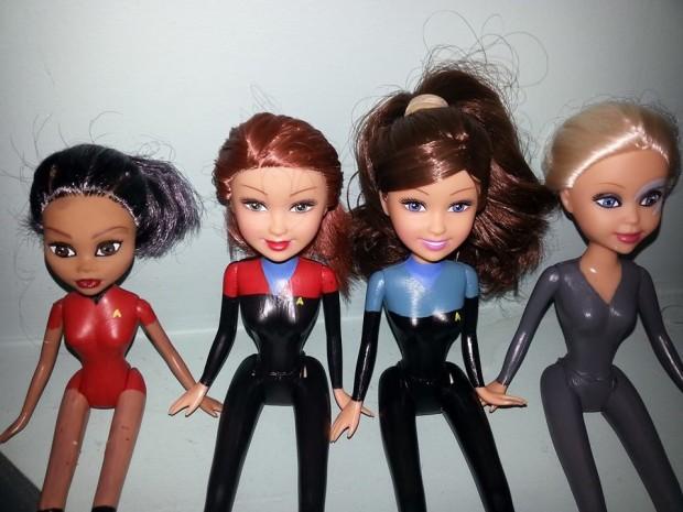 geek grrls dolls
