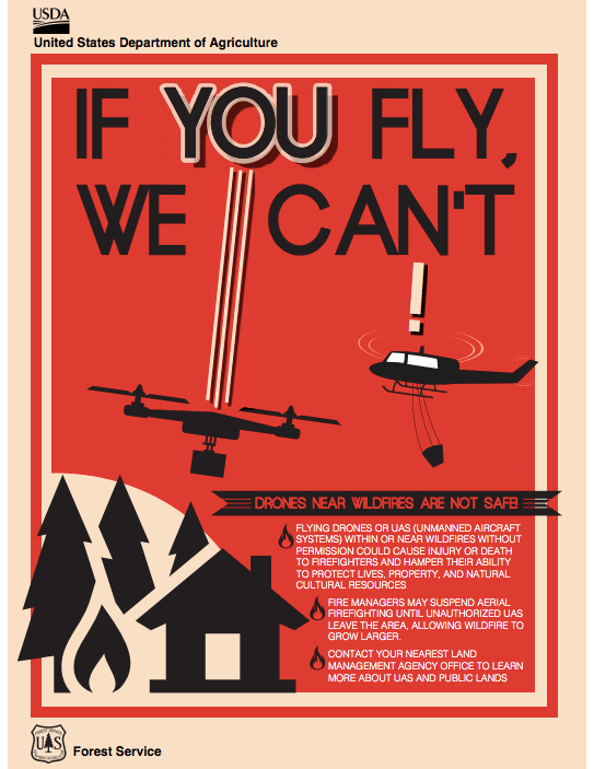 if you fly we can't