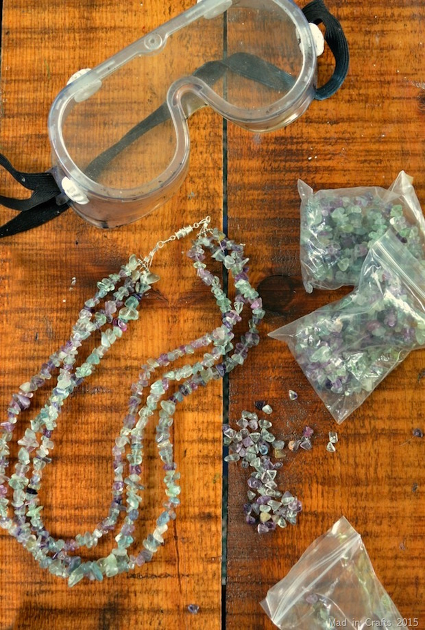 Breaking Bead: A Breaking Bad-Inspired Necklace