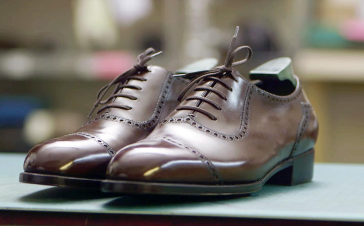 Watch a Shoemaker Build These Artisanal Shoes by Hand