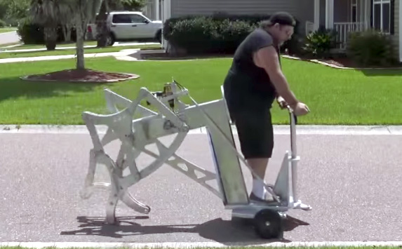 walking machine main image