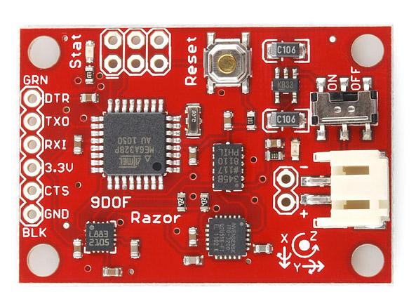 9 DOF Razor Board