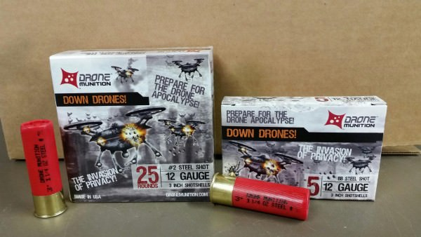 These Shotgun Shells Are Made for Shooting Down Drones