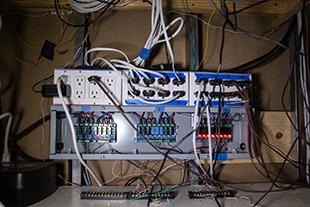 Arduino relay system