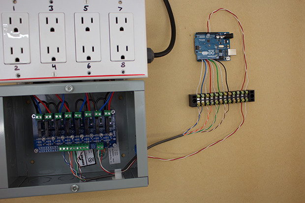 Use Arduino and Relays to Control AC Lights and Appliances | Make: