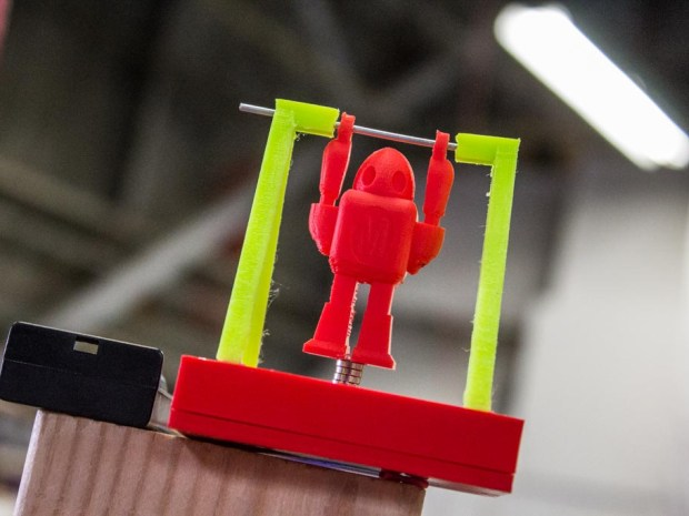 Dismantle a Toy to Create Your Own 3D Printed Swinging Makey