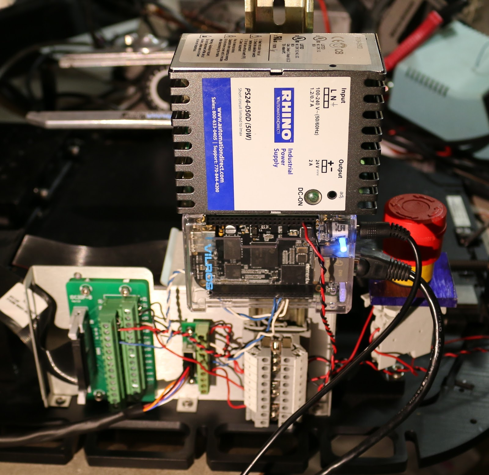 Homemade X Ray Inspector Reveals Pcb Secrets Make Printing Machine Prices Buy Circuit Board Machinecircuit A Beaglebone Black Running Linuxcnc Controls The 2 Axis Linear Stage