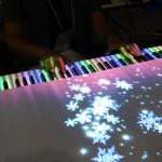 Keyboard projection