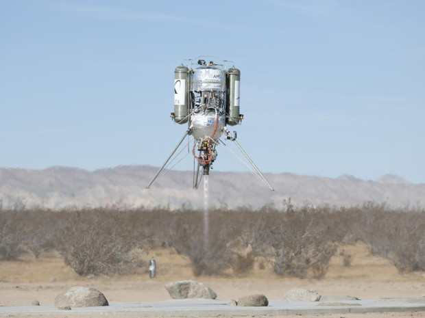 Masten-Xoie-Lunar-Lander-Challenge