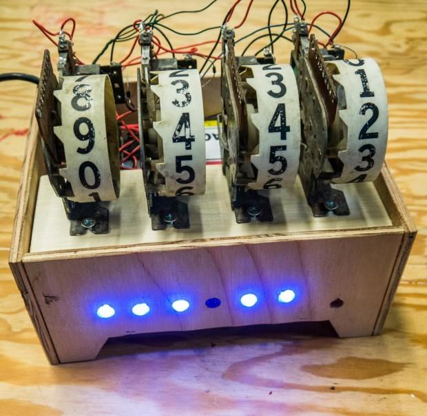 Pinball Clock Box Finished!