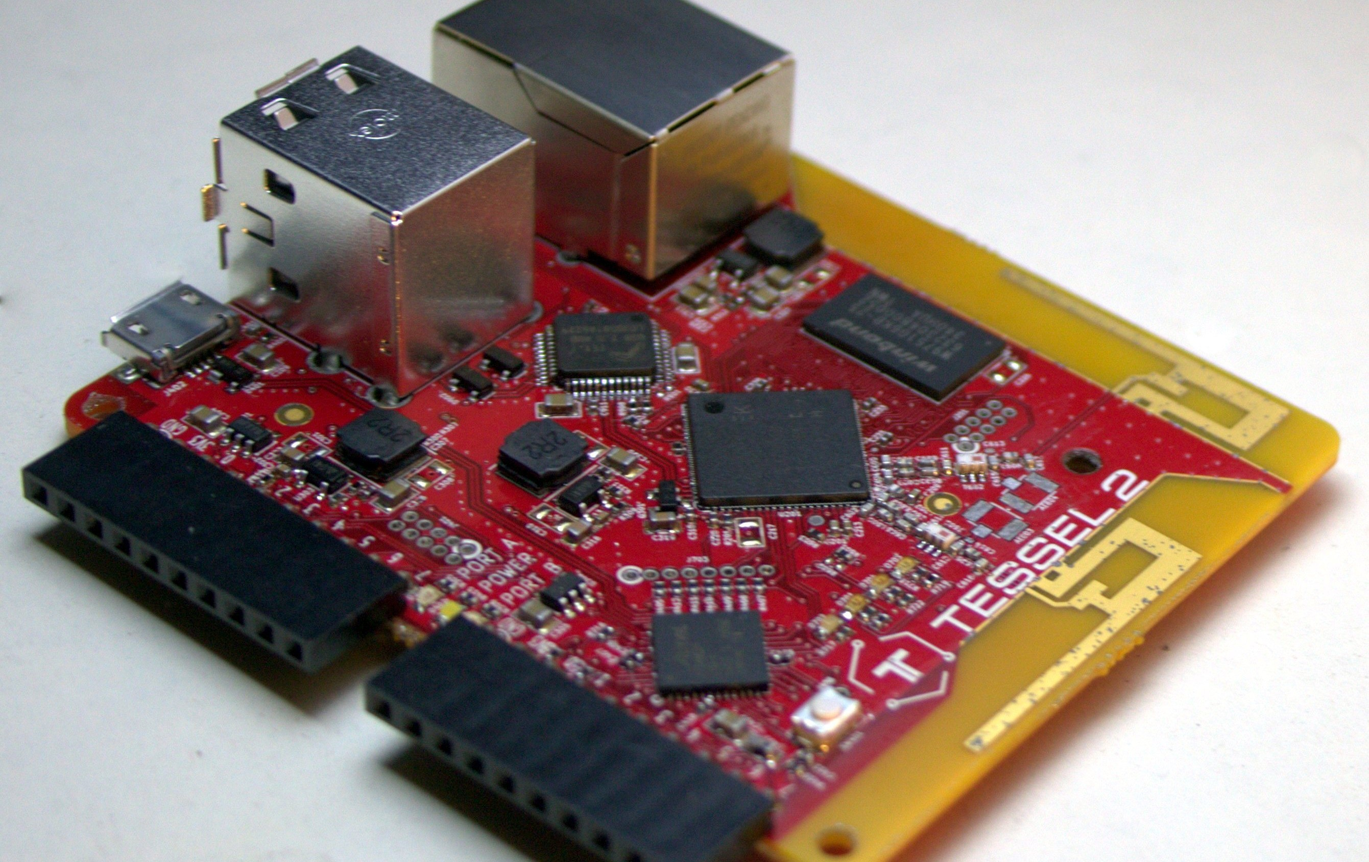 New FCC Rules Block Development of Prototyping Board Tessel 2