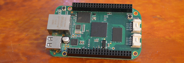 Introduced back in May, the BeagleBone Green is finally hitting the market
