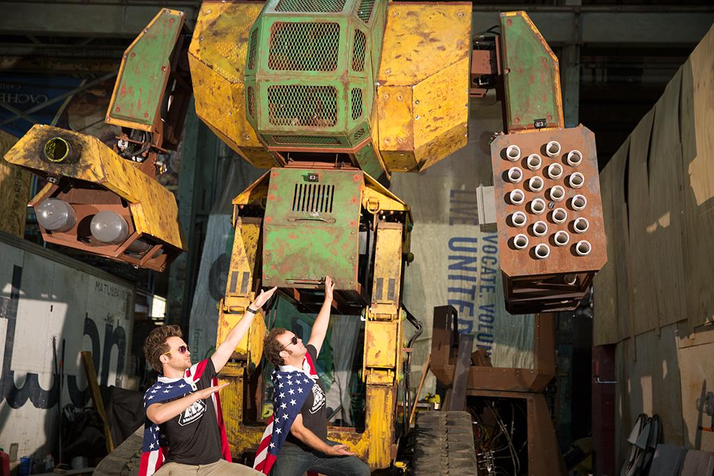 MegaBots Nabs Kickstarter Funding, Robot Battle To Come