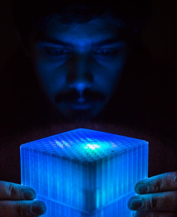 LED Puzzle Box: Play