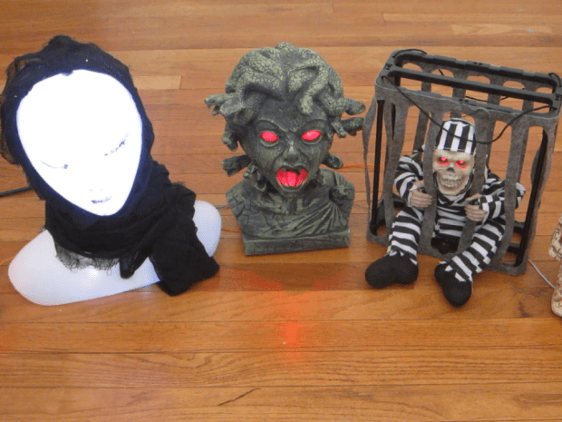 Control Halloween Effects with DIY Infrared Remote Controls
