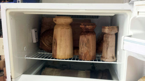 Convert an Old Fridge into a Wood Kiln — Woodworking   Make: