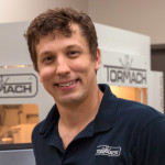 Andrew Grevstad and Tormach CNC mill