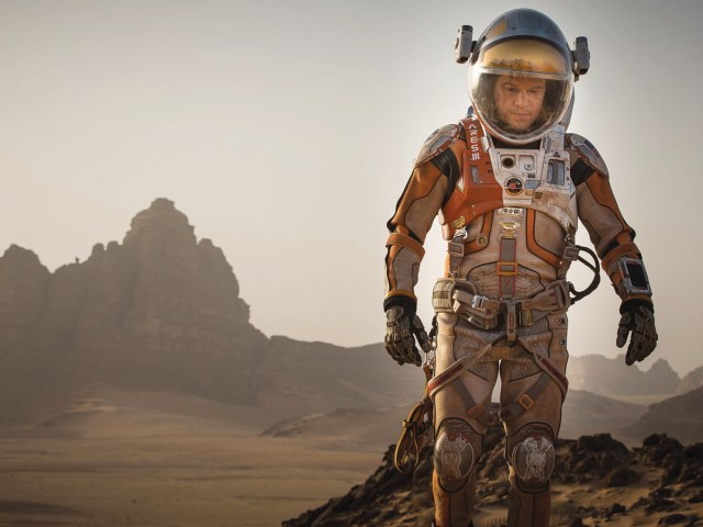 Adam Savage Interviews Andy Weir About <em>The Martian</em>