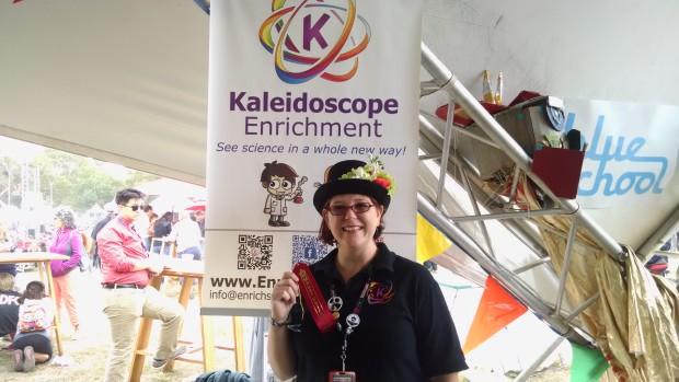 Kaleidoscope Enrichment