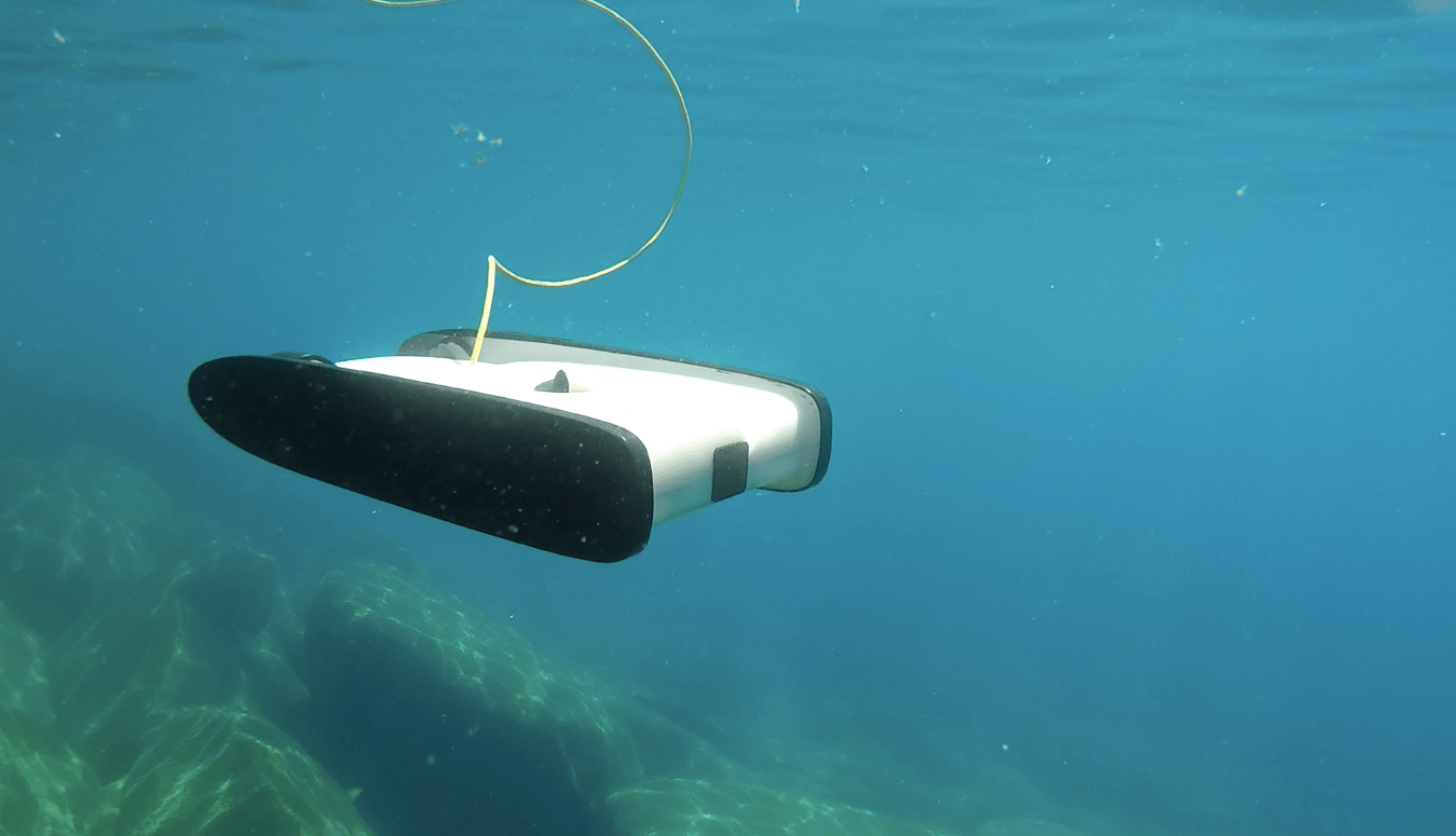 Speedy New OpenROV 'Trident' Swims Like a Dolphin