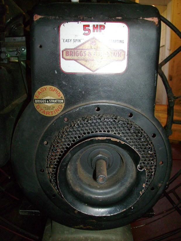 Airboat Motor