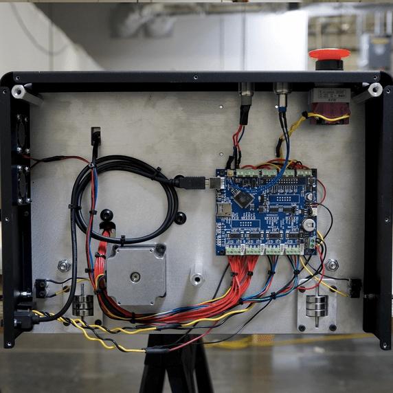 crawlbot electronics