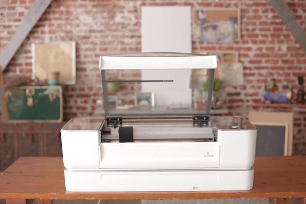 The Glowforge 3D Laser Printer