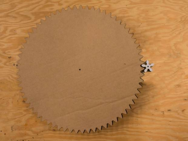 Learn How to Make Gears by Building a Ghost-Go-Round