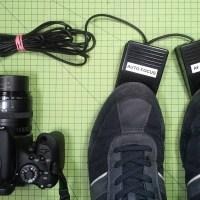 DSLR Foot Pedals