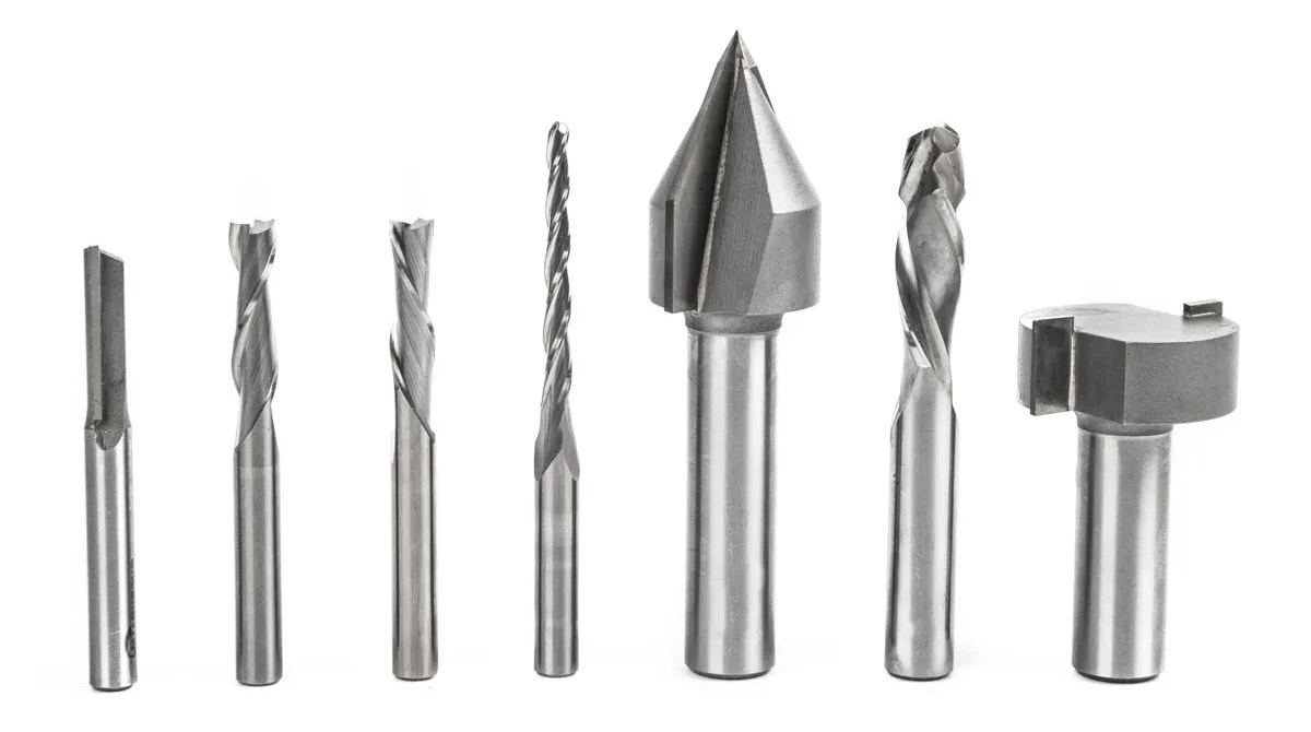 6 Essential End Mills for Your CNC Machine