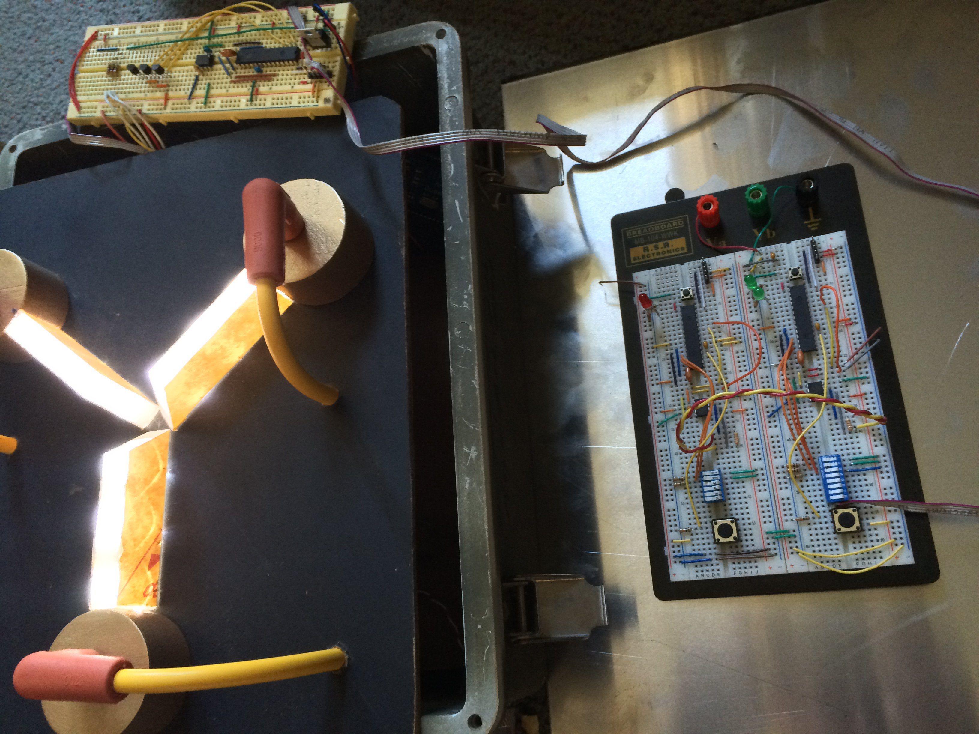 Short Circuit Wire Prop Decorations Props