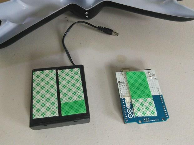 Arduino Basics: Add Pulsing LED Eyes to Halloween Props