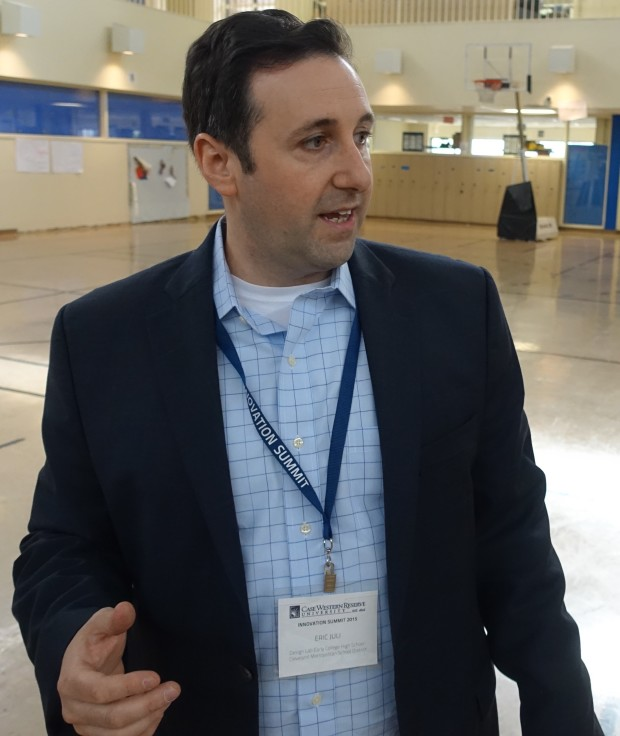 Principal Eric Juli