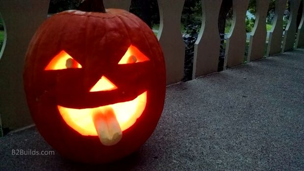 Bring Your Pumpkin to Life with Mechanical Movements